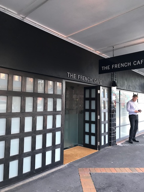 french cafe 201803 exterior