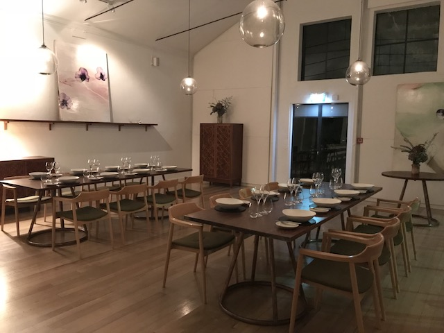 french cafe 201803 private dining