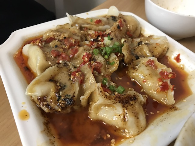 panda express noodle 201803 damplings