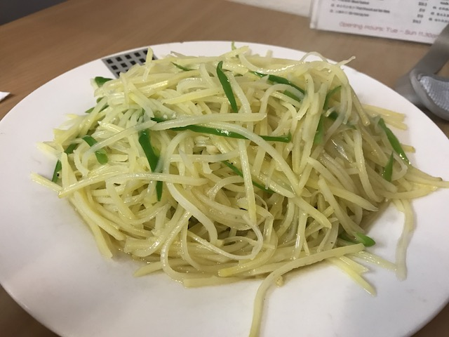 panda express noodle 201803 stir fried potatoes