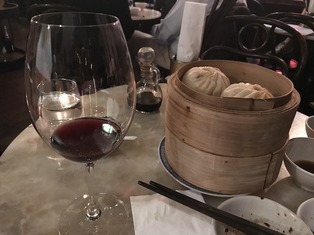 xuxu dumpling bar 201803 red wine