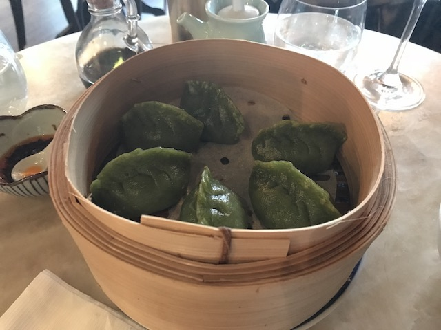 xuxu dumpling bar 201803 spinach water-cress