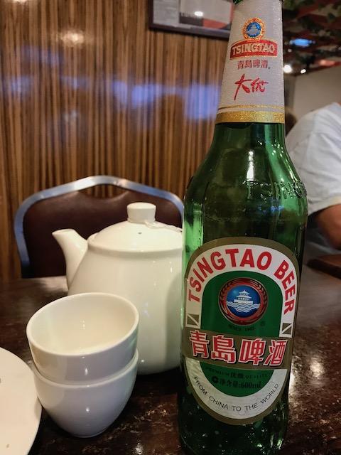 zhous dumplings 201803 beer
