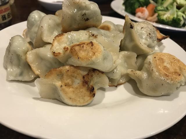 zhous dumplings 201803 fried dumplings