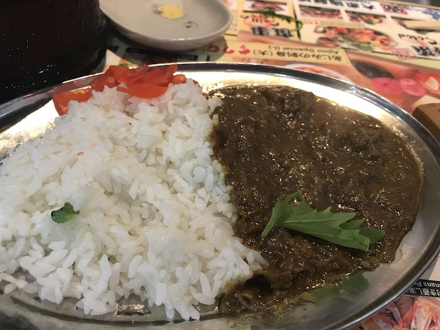 ajimi 201804 curry rice