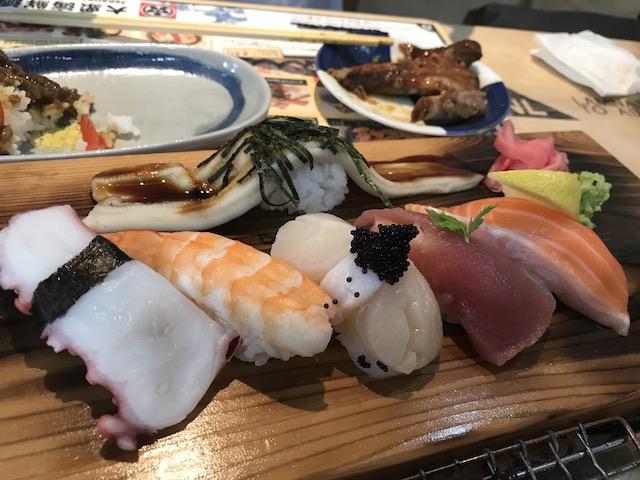 ajimi 201804 nigiri sushi
