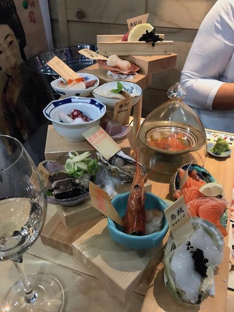 ajimi 201804. sashimi