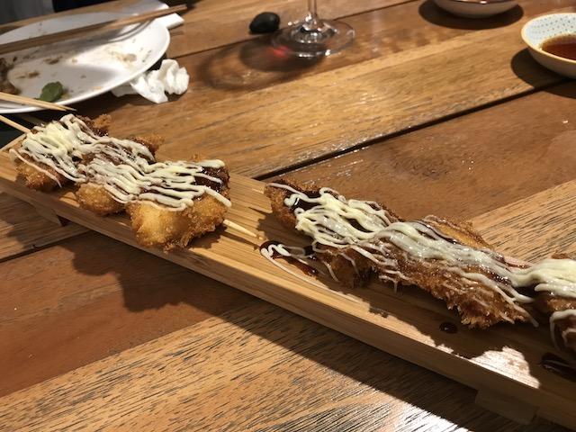 gyoza bar 201804 chicken katsu