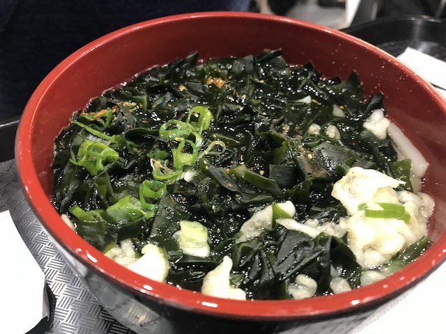 hayama 201804 wakame udon