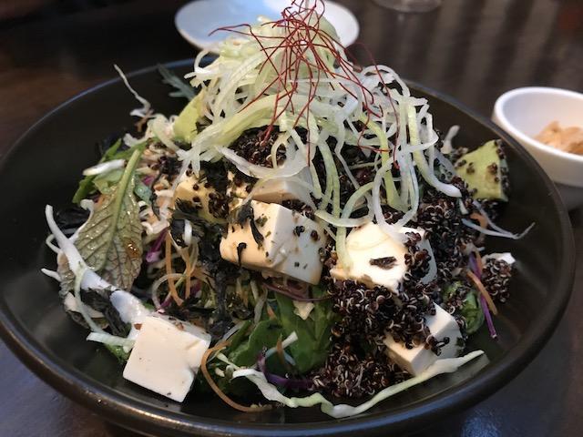ramen takara 201804 tofu salad