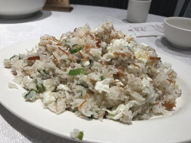 sunworld 201804 dried scallop fried rice