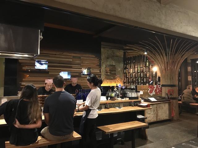 tokyo club 201804 interior
