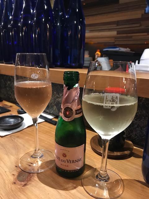 tokyo club 201804 wine