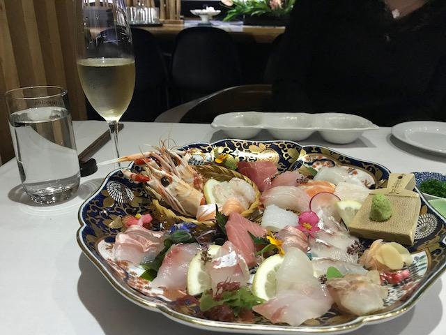 cocoro 201804 sashimi