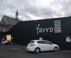 farro mt eden 201806 sign