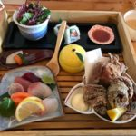 sake bar icco 201806 lunch box