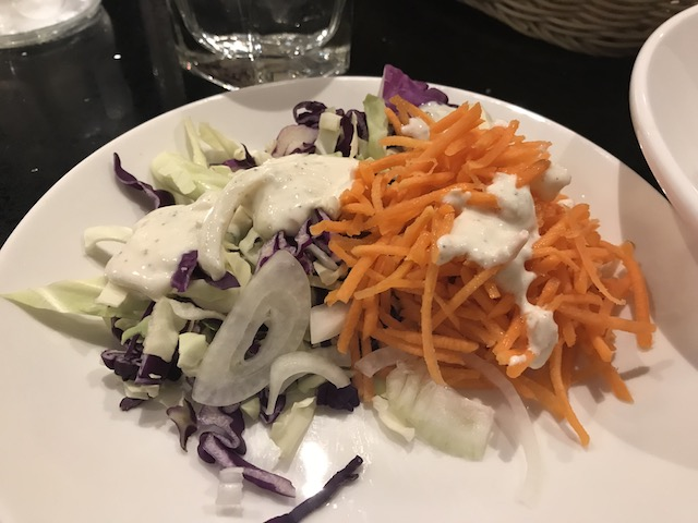 paradise buffet 201806 salad