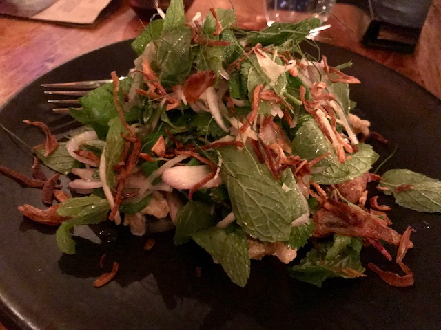 woodpecker hill 201806 salad squid