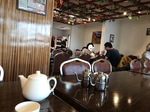 zhous dumpling 201807 interior