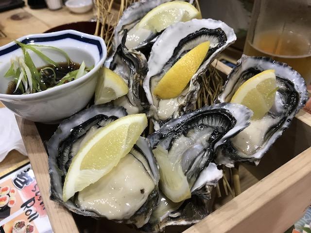 ajimi 201807 oysters
