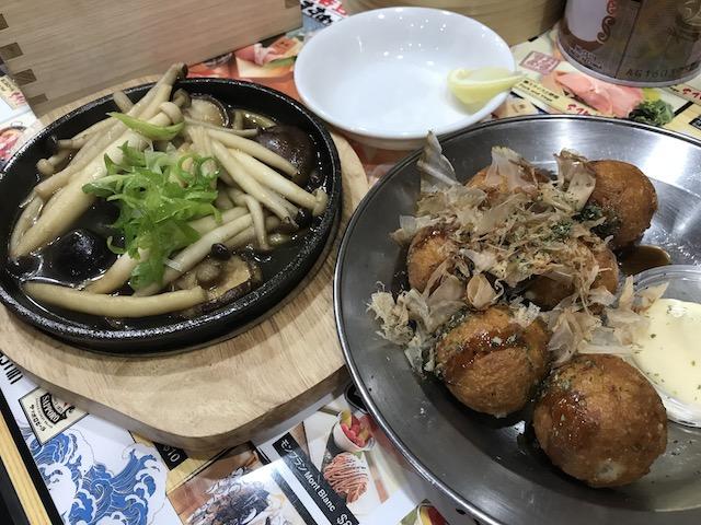 ajimi 201807 takoyaki kinokoyaki