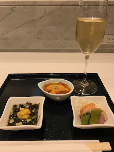ana suite lounge 201810 tsumami
