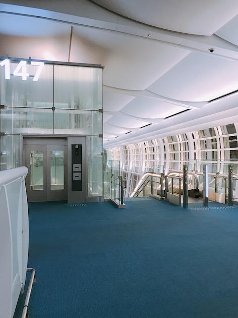 haneda intl 201810 departure
