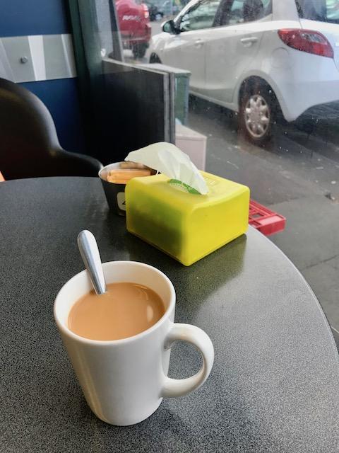 muse cafe 201810 milk tea