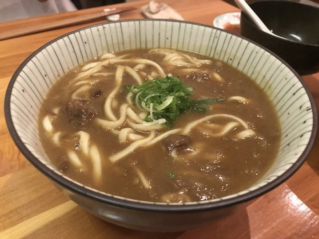 sake bar icco 201810 curry udon