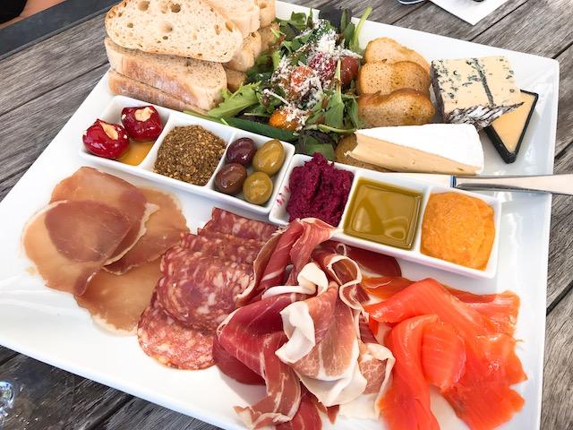 villa maria 201811 tasting platter