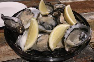 gyoza bar 201811 oysters
