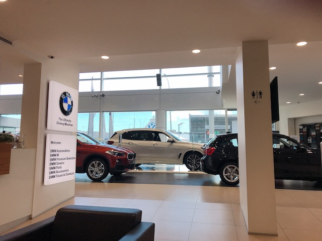 auckland bmw 201902 showroom