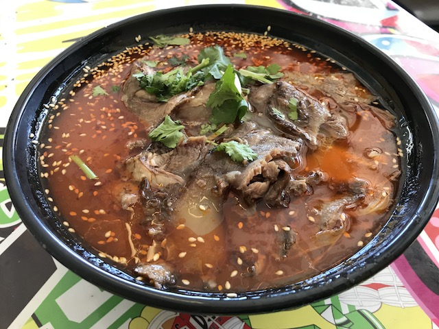 shaolin kungfu 201902 spicy beef noodle