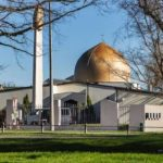 The mosque on Deans