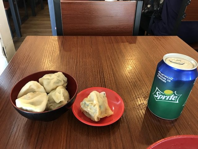 basu lounge 201903 dumplings