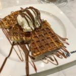 chocolate lounge 201903 waffle
