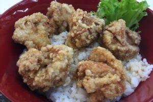 miyaki karaage chicken