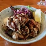 sake bar icco 201903 karaage don