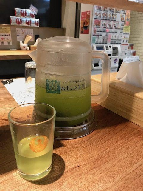 toriden 201904 green tea