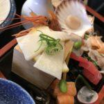 udon works 201904 sashimi