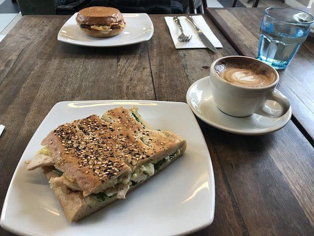 cafe twenty three 201904 lunch