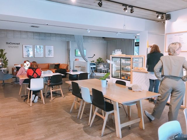 BLOC cafe 201907 ambiance