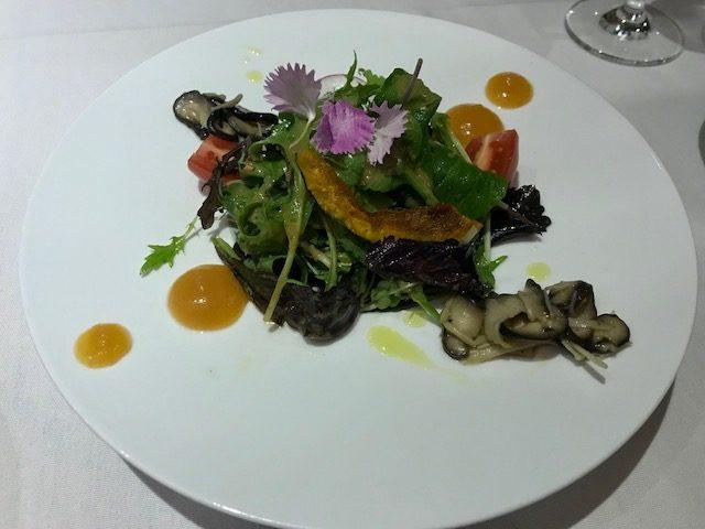 cocoro 201906 green salad
