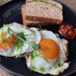 coffee lab 201907 eggs