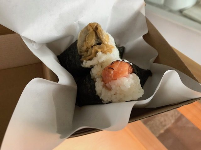 kazuya bread 201907 onigiri