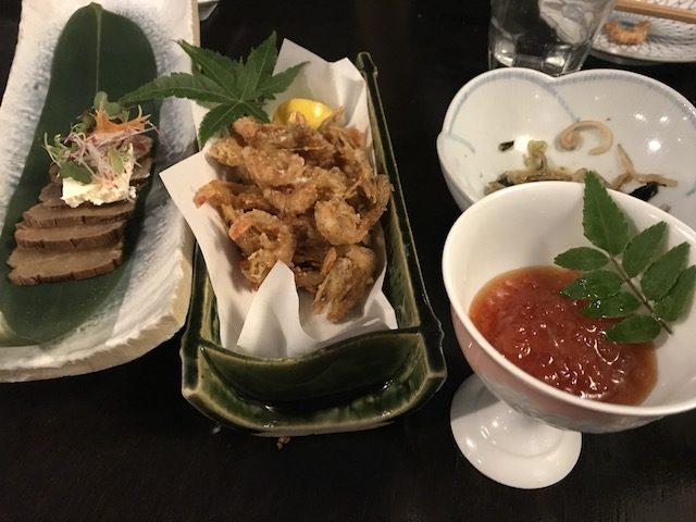 kinji 201904 crispy shrimps