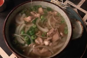 le vietnamese kitchen 201907 pho chicken