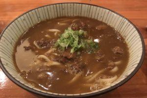 sake bar icco 201907 curry udon