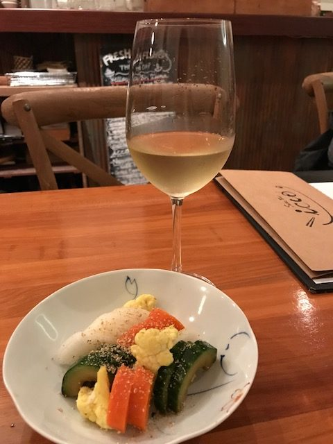 sake bar icco 201907 pickles