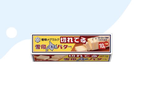 yukijirushi 201907 kireteru butter